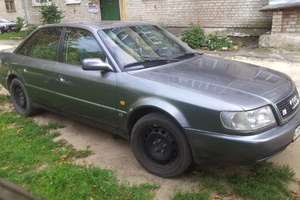 Автомобиль Audi S4, хорошее состояние, 1993 года выпуска, цена 195 000 руб., Брянск