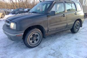 Авто Chevrolet Tracker, 2000 года выпуска, цена 195 000 руб., Санкт-Петербург