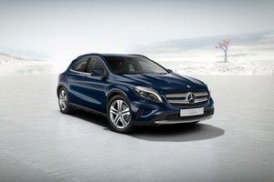 Авто Mercedes-Benz GLA-Класс, 2016 года выпуска, цена 2 697 912 руб., Набережные Челны