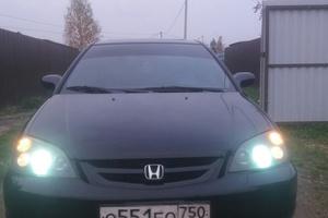 Подержанный автомобиль Honda Civic, хорошее состояние, 2002 года выпуска, цена 270 000 руб., Наро-Фоминск