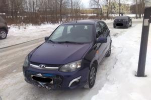 Автомобиль ВАЗ (Lada) Kalina, хорошее состояние, 2013 года выпуска, цена 330 000 руб., Ханты-Мансийск