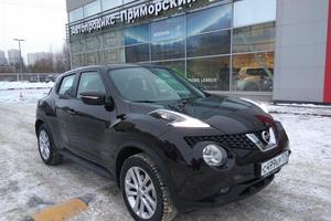 Авто Nissan Juke, 2014 года выпуска, цена 920 000 руб., Санкт-Петербург