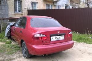 Автомобиль Daewoo Lanos, среднее состояние, 2003 года выпуска, цена 180 000 руб., Севастополь