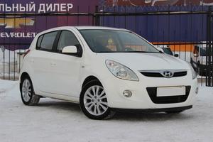 Авто Hyundai i20, 2011 года выпуска, цена 429 000 руб., Челябинск