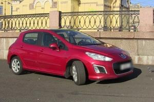 Автомобиль Peugeot 308, отличное состояние, 2012 года выпуска, цена 430 000 руб., ао. Ханты-Мансийский Автономный округ - Югра