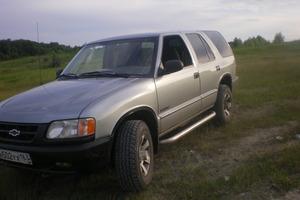 Автомобиль Chevrolet Blazer, отличное состояние, 1997 года выпуска, цена 230 000 руб., Жигулевск