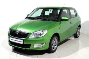 Авто Skoda Fabia, 2013 года выпуска, цена 435 000 руб., Москва