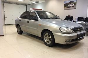 Авто Chevrolet Lanos, 2006 года выпуска, цена 110 000 руб., Санкт-Петербург