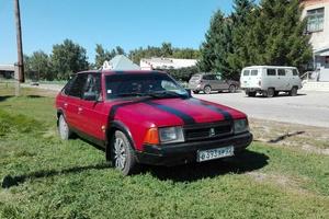 Автомобиль Москвич 2141, хорошее состояние, 1990 года выпуска, цена 35 000 руб., Барнаул
