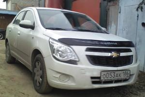Подержанный автомобиль Chevrolet Cobalt, отличное состояние, 2013 года выпуска, цена 349 000 руб., Нижневартовск