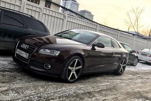 Подержанный автомобиль Audi A5, хорошее состояние, 2010 года выпуска, цена 799 000 руб., Казань