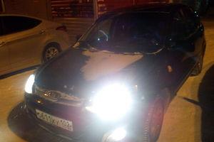Автомобиль ВАЗ (Lada) Kalina, отличное состояние, 2013 года выпуска, цена 360 000 руб., Сургут