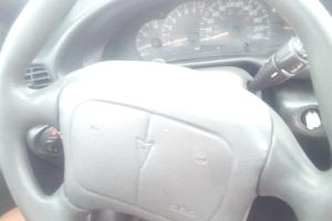 Автомобиль Pontiac Sunfire, плохое состояние, 2001 года выпуска, цена 50 000 руб., Санкт-Петербург