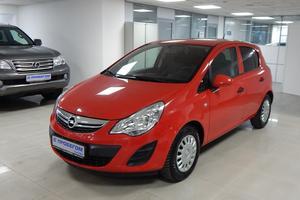Авто Opel Corsa, 2012 года выпуска, цена 440 000 руб., Москва