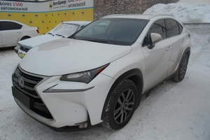 Авто Lexus NX, 2015 года выпуска, цена 2 150 000 руб., Самара