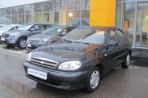 Авто Chevrolet Lanos, 2007 года выпуска, цена 114 000 руб., Москва