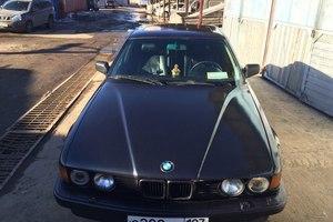 Подержанный автомобиль BMW 7 серия, хорошее состояние, 1991 года выпуска, цена 160 000 руб., Одинцово