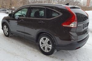 Автомобиль Honda CR-V, отличное состояние, 2014 года выпуска, цена 1 499 000 руб., Барнаул
