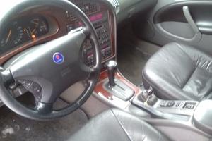Автомобиль Saab 9-5, хорошее состояние, 2001 года выпуска, цена 310 000 руб., Москва