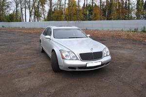 Автомобиль Maybach 57, отличное состояние, 2004 года выпуска, цена 2 900 000 руб., Москва