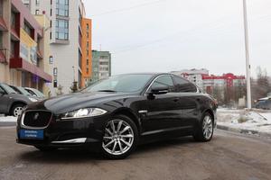 Авто Jaguar XF, 2013 года выпуска, цена 1 349 000 руб., Санкт-Петербург