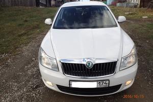Подержанный автомобиль Skoda Octavia, хорошее состояние, 2011 года выпуска, цена 550 000 руб., Челябинск