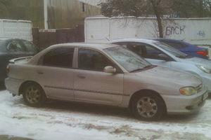 Подержанный автомобиль Kia Sephia, хорошее состояние, 1999 года выпуска, цена 225 000 руб., Одинцово