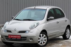 Авто Nissan Micra, 2009 года выпуска, цена 349 000 руб., Москва