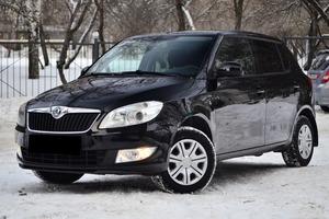 Авто Skoda Fabia, 2012 года выпуска, цена 510 000 руб., Новосибирск