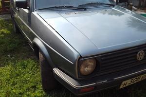Автомобиль Volkswagen Gol, хорошее состояние, 1989 года выпуска, цена 45 000 руб., Рославль