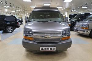 Подержанный автомобиль Chevrolet Express, отличное состояние, 2010 года выпуска, цена 2 450 000 руб., Москва