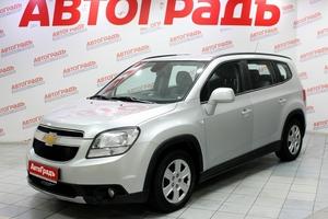 Авто Chevrolet Orlando, 2014 года выпуска, цена 669 000 руб., Москва