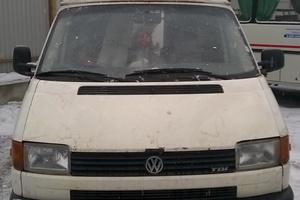 Подержанный автомобиль Volkswagen Transporter, хорошее состояние, 2002 года выпуска, цена 380 000 руб., Одинцово