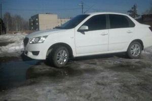 Подержанный автомобиль Datsun on-DO, отличное состояние, 2014 года выпуска, цена 360 000 руб., Челябинск