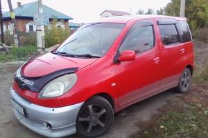 Автомобиль Toyota Fun Cargo, среднее состояние, 2000 года выпуска, цена 190 000 руб., Омск