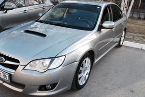 Автомобиль Subaru Legacy, хорошее состояние, 2007 года выпуска, цена 550 000 руб., Сургут