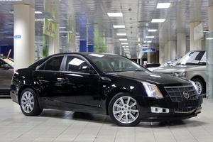 Авто Cadillac CTS, 2009 года выпуска, цена 755 555 руб., Москва