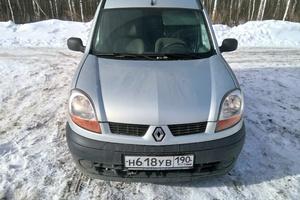 Автомобиль Renault Kangoo, отличное состояние, 2004 года выпуска, цена 215 000 руб., Электросталь