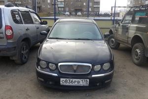 Автомобиль Rover 75, среднее состояние, 1999 года выпуска, цена 100 000 руб., Заполярный