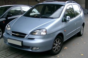 Автомобиль Chevrolet Rezzo, хорошее состояние, 2007 года выпуска, цена 290 000 руб., Оренбург