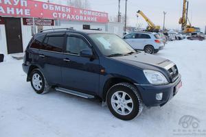 Авто Vortex Tingo, 2011 года выпуска, цена 365 000 руб., Тюмень