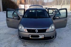 Автомобиль Renault Symbol, хорошее состояние, 2008 года выпуска, цена 247 000 руб., Челябинск