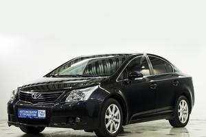 Авто Toyota Avensis, 2011 года выпуска, цена 720 000 руб., Москва