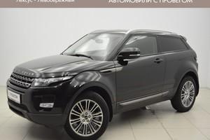 Авто Land Rover Range Rover Evoque, 2012 года выпуска, цена 1 270 000 руб., Москва