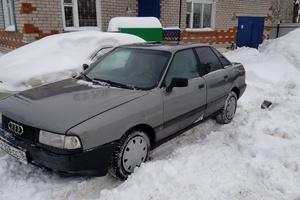Автомобиль Audi 80, хорошее состояние, 1987 года выпуска, цена 65 000 руб., Бугульма