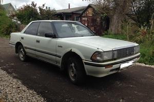 Автомобиль Toyota Crown, плохое состояние, 1991 года выпуска, цена 60 000 руб., Протвино