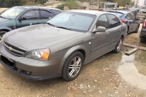 Автомобиль Chevrolet Evanda, хорошее состояние, 2006 года выпуска, цена 260 000 руб., Липецк