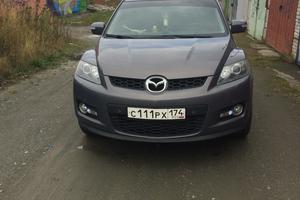 Подержанный автомобиль Mazda CX-7, отличное состояние, 2008 года выпуска, цена 630 000 руб., Челябинск