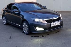 Автомобиль Kia K5, отличное состояние, 2011 года выпуска, цена 810 000 руб., Пушкино