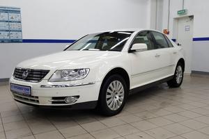 Авто Volkswagen Phaeton, 2008 года выпуска, цена 800 000 руб., Москва